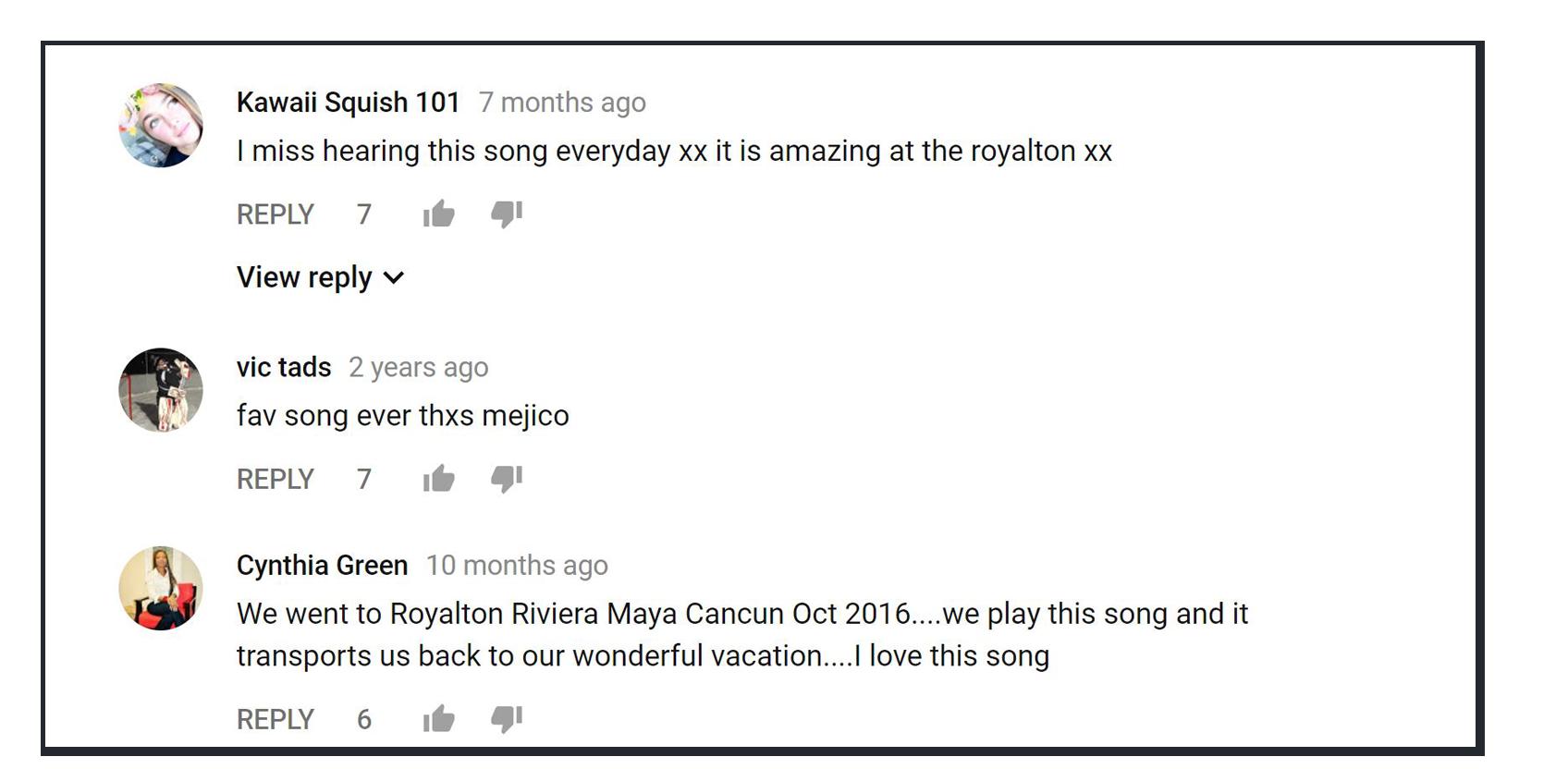 Royalton life song